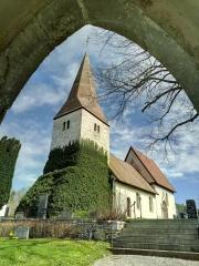 Fröjel kyrka