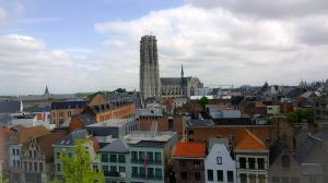 Mechelen - S:t Rumbolds Cathedral
